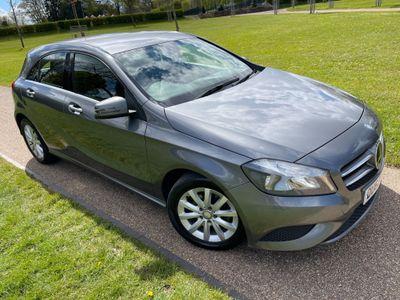 Mercedes-Benz A Class Hatchback 1.5 A180 CDI BlueEFFICIENCY SE 5dr