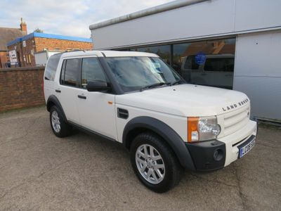 Land Rover Discovery 3 Other 2.7 TD V6 XS Panel Van 5dr