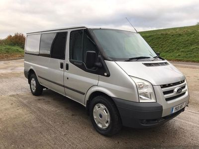 Ford Transit Panel Van 2.2 TDCi 350 M Trend Panel Van 5dr