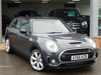 MINI Clubman Estate 2.0 Cooper S Auto ALL4 (s/s) 6dr