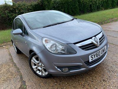 Vauxhall Corsa Hatchback 1.2 i 16v SXi 3dr