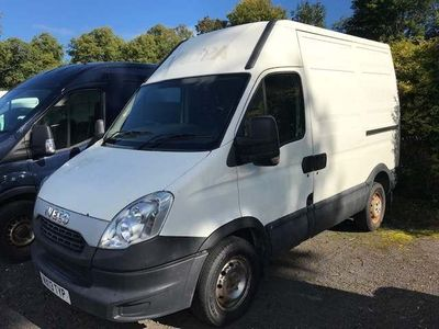 Iveco Daily Panel Van 2.3 TD 35S11V L Panel Van 4dr (SWB)
