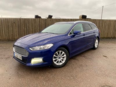 Ford Mondeo Estate 1.5 TDCi ECOnetic Zetec (s/s) 5dr