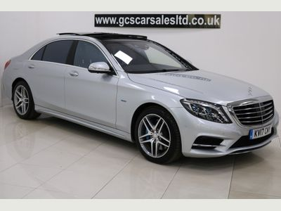 MERCEDES-BENZ S CLASS Saloon 3.0 S500e AMG Line L (Executive) LWB Saloon (s/s) 4dr
