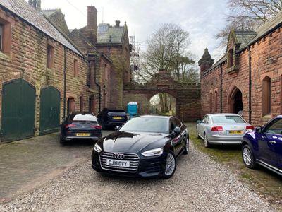 Audi A5 Hatchback 1.4 TFSI SE Sportback S Tronic (s/s) 5dr