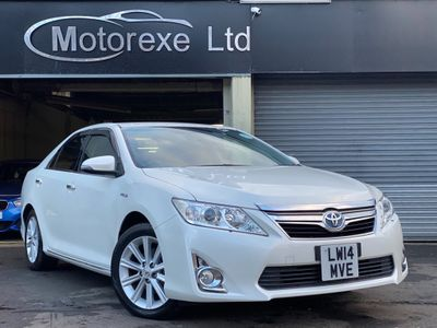 Toyota Camry Saloon 2.5 VVT-h Excel CVT (s/s) 4dr