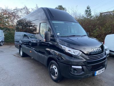 Iveco Daily Panel Van 2.3 TD 16V 35C 4100L (International Edition) HiMatic LWB Extra High Roof 5dr