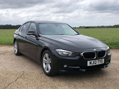 BMW 3 Series Saloon 2.0 316d Sport 4dr