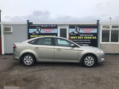 Ford Mondeo Hatchback 1.8 TDCi ECOnetic 5dr