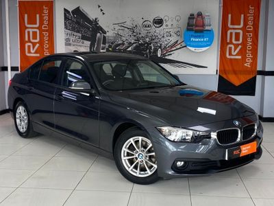 BMW 3 Series Saloon 2.0 320d BluePerformance ED Plus (s/s) 4dr