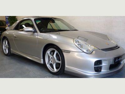 Porsche 911 Convertible 3.6 996 Carrera 4 Cabriolet Tiptronic S AWD 2dr