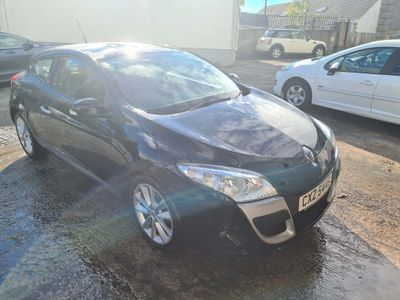 Renault Megane Coupe 1.5 dCi ECO FAP I-Music 3dr