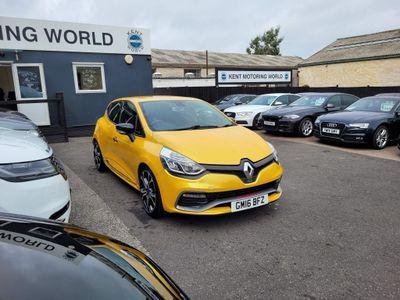 Renault Clio Hatchback 1.6 TCe Renaultsport Nav Trophy EDC Auto 5dr