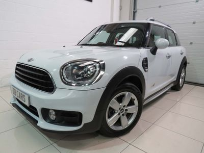 MINI COUNTRYMAN Hatchback 2.0 Cooper D ALL4 (s/s) 5dr
