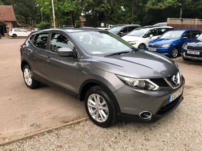 Nissan Qashqai SUV 1.5 dCi Acenta (s/s) 5dr