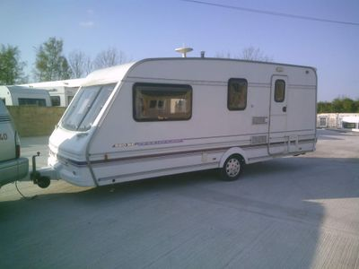 Swift Challenger 520 Tourer BARGAIN TO CLEAR