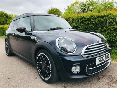 MINI Clubman Estate 1.6 Cooper D Hampton 5dr