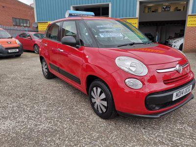 Fiat 500L MPV 1.4 Pop 5dr