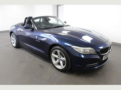 BMW Z4 Convertible 2.0 18i sDrive (s/s) 2dr