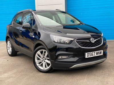 Vauxhall Mokka X SUV 1.4i Turbo ecoTEC Design Nav (s/s) 5dr