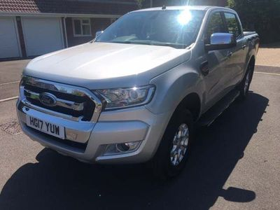 Ford Ranger Pickup 2.2 TDCi XLT Double Cab Pickup 4WD (s/s) 4dr