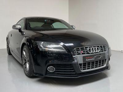 Audi TTS Coupe 2.0 TFSI quattro 2dr