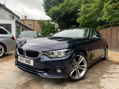 BMW 4 Series Coupe 2.0 420i Sport Auto (s/s) 2dr