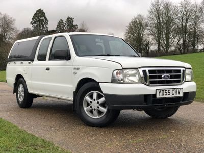Ford Ranger Pickup 2.5 TDdi Super Cab Pickup 4x2 2dr