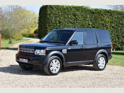 Land Rover Discovery 4 Unlisted 3.0 SD V6 Panel Van 4X4 5dr