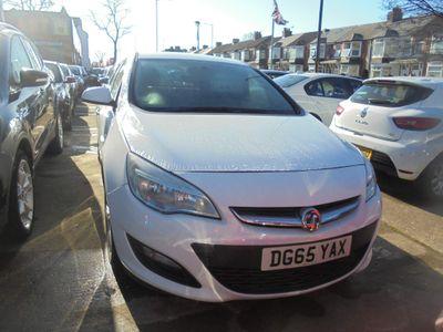 Vauxhall Astra Hatchback 1.4i Excite 5dr