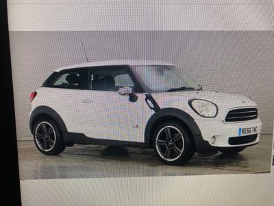 MINI Paceman SUV 1.6 Cooper (Chili) ALL4 (s/s) 3dr