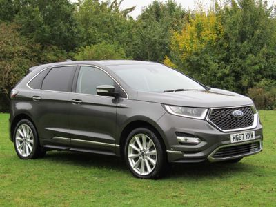 Ford Edge SUV 2.0 TDCi Vignale Powershift AWD (s/s) 5dr