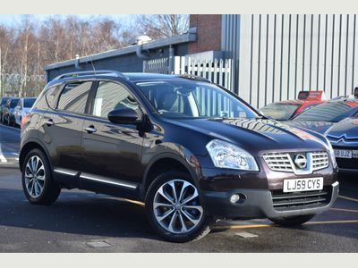 Nissan Qashqai Hatchback 2.0 Sound & Style (Safety & Exterior+ Packs) 2WD 5dr