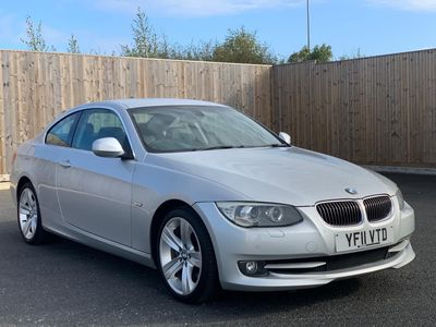 BMW 3 Series Coupe 3.0 325d SE 2dr