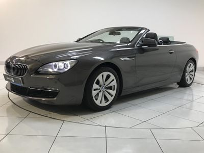 BMW 6 Series Convertible 3.0 640d SE Steptronic 2dr