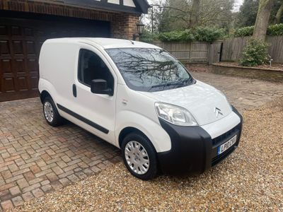 Citroen Nemo Panel Van 1.4 HDi 8v 610 Enterprise Special Edition Panel Van 3dr