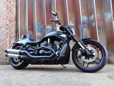 Harley-Davidson VR Custom Cruiser 1250 SCDX Night Rod Special Custom Cruiser