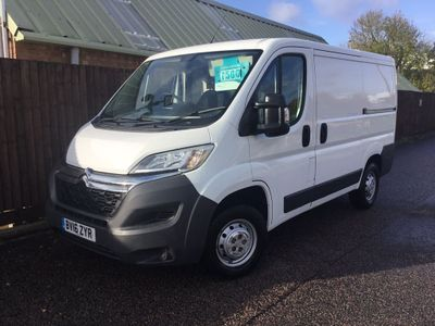 Citroen Relay Panel Van 2.2 HDi 30 Enterprise L1H1 5dr