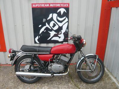 Yamaha RD250 Unlisted