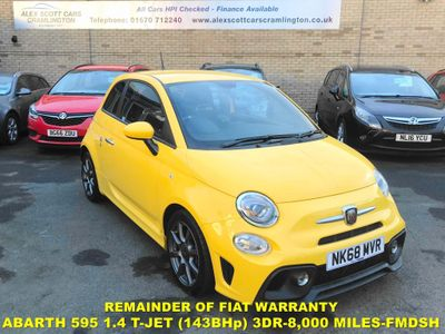 Abarth 595 Hatchback 1.4 T-Jet 70th 3dr