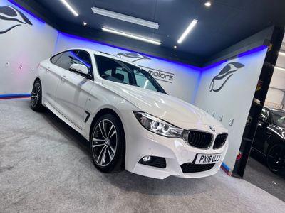BMW 3 Series Gran Turismo Hatchback 3.0 330d M Sport GT Sport Auto xDrive (s/s) 5dr