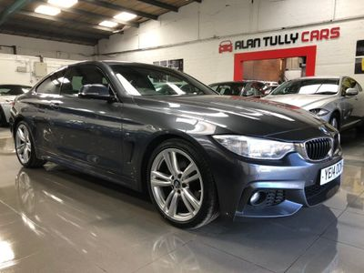 BMW 4 Series Coupe 2.0 425d M Sport 2dr