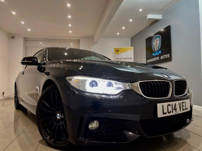 BMW 4 Series Convertible 2.0 428i M Sport Auto 2dr