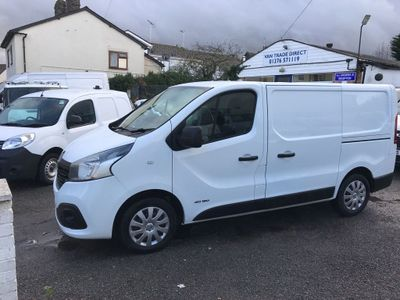 Renault Trafic Panel Van 1.6 dCi 27 Business+ 4dr