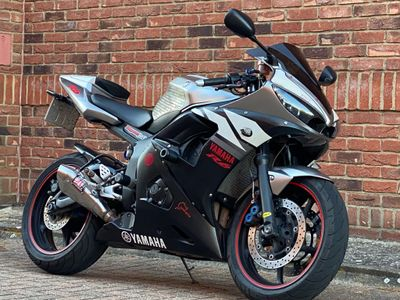 Yamaha R6 Super Sports 600