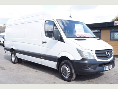 Mercedes-Benz Sprinter Panel Van 2.2 CDI 513 Panel Van 5 Dr LWB