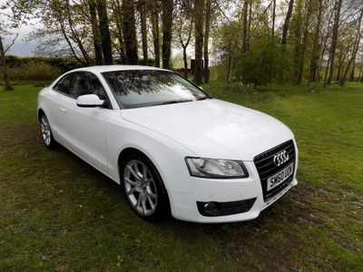 Audi A5 Coupe 2.0 TFSI Sport 3dr