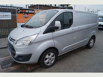 Ford Transit Custom Panel Van 2.0 TDCi 290 L1H1 Limited 5dr