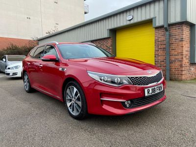 Kia Optima Estate 1.7 CRDi 3 Sportswagon (s/s) 5dr
