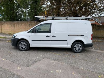Volkswagen Caddy Maxi Panel Van 1.6 TDI BlueMotion Tech C20 Maxi Startline Panel Van 5dr